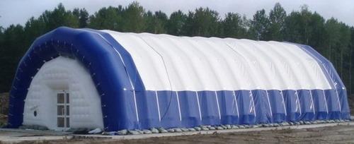 Пневмокаркасные модули ангары конструкции сооружения