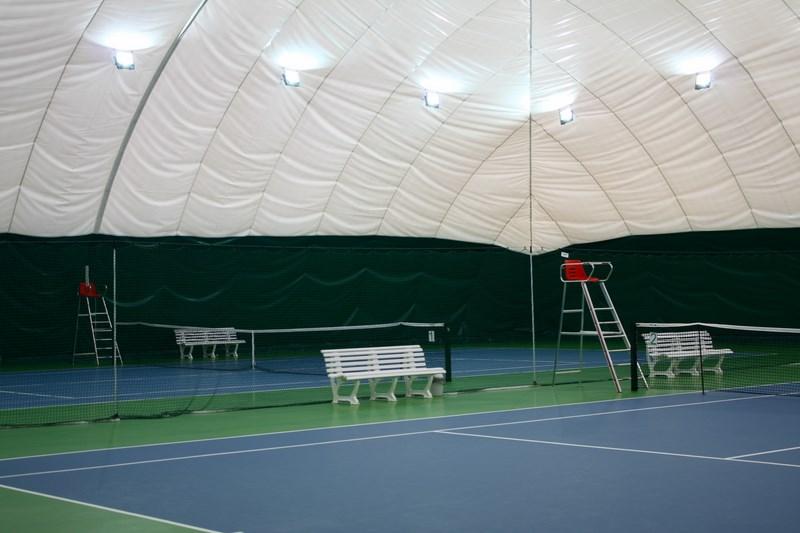 Теннис воздухоопорные